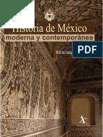 Alicia Izaguirre Castro - Historia de México Moderna y Contemporánea