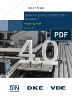 Industry 4.0. German Standardization Roadmap