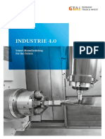 Industry 4.0. Smart Manufacturing for the Future
