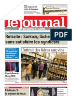 Le Journal 9 Septembre 2010