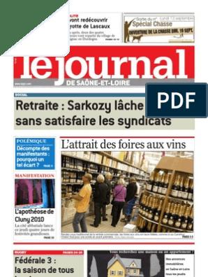 Le 2010 Journal Le Journal Septembre 9 qj35RL4A