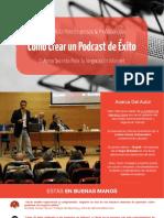 Hoja de Trabajo Podcasting