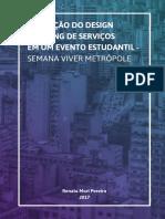Relatório - Aplicação Do Design Thinking de Serviços Na SVM