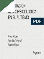 Evaluacion neuropsicologica en autismo.pdf