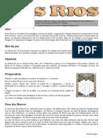 Règles de DosRios traduites en français