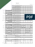 peru score 2017 - score and parts