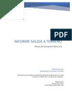 informe Terreno Hidro