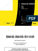 Retroexcabadora  B90B-B95B-B110B