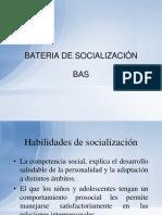 1. Bateria de SocializaciÓn