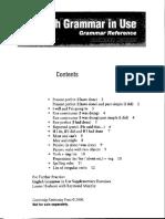 English Grammar in use Grammar Reference.pdf