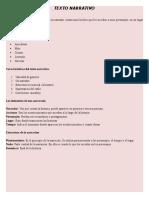 Texto Narrativo Micro Clase 14072018