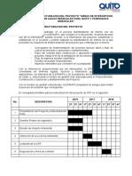 4-Proceso Estructuracion Del Proyecto