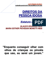 Palestra Estatuto Do Idoso