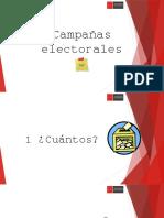 campañas electorales