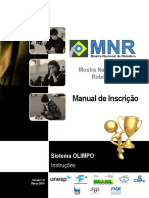 MNR - Manual Inscricao-Olimpo