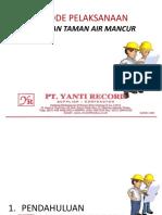 METHODE PELAKSANAAN AIR MANCUR (PT. YANTI RECORD).pdf