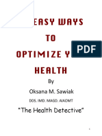 97 Easy Ways to Optimize Your Health