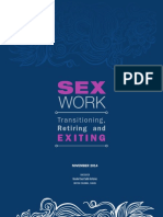 Andrei Ouspenski꞉ Sex Work. Transitioning, Retiring and Exiting