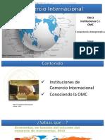B2 TAV Instituciones, OMC, Interactive