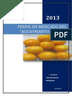 310560661 Perfil de Mercadotecnia Aguaymanto Fresco