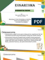 Bedah Ortho Osteosarmcoma