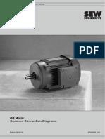 SEW EURODRIVE Wiring Diagrams (New)