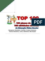 100 Planos de Aulas - 100 Atividades de Brinde.pdf