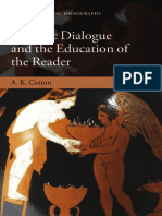 [A._K._Cotton]_Platonic_Dialogue_and_the_Education of the Reader.pdf