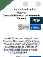 1 Disertacion de 09 a 09.40 Hs Diana Gopen Ley de Proteccion Integral 26485