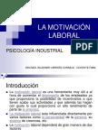 Psicología Industrial-clase x