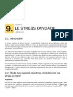 Le Stress Oxydatif