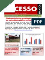SUCESSO MANICA - BOLETIM INFORMATIVO № 1 DE 2018