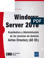 Windows Server 2016 - Active Directory
