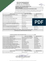 Informex Nº 026/2018  Movimentação de Oficiais-Generais