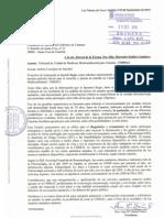Peticion-a-Sanidad de la asociación de fibromialgia Afigranca de Gran Canaria