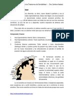 Fisiopatología de Los Trastornos de Sensibilidad