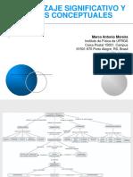 Marco Moreira - Aprendizaje Significativo y Mapas Conceptuales