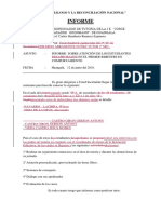 INFORME TUTORÍA - 2018