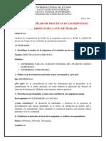 Análisis Del Sílabo de Prácticas en Los Servicios i