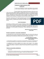 Historia Completa de La Tributación en El Perú