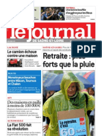 Le Journal 8 Septembre 2010