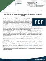 Press Release OTTPS TIEZA