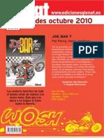 Novedades Glénat Octubre 2010