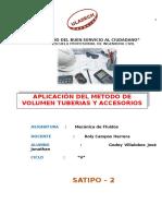 Act. 02 Metodo El Volumen