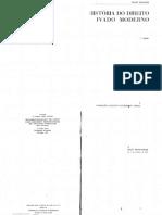 Aula 2. História do Direito Privado Moderno - Franz Wieacker.pdf