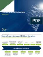 Dividend Derivatives Eurex
