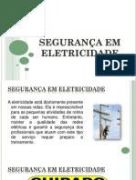 Segurança Em Eletricidade