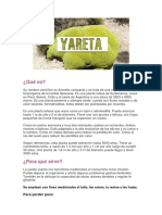 Yareta y Tola