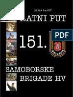 Ratni Put 151 Samoborske Brigade