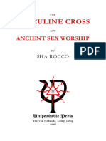 The Masculine Cross and Ancient Sex Worship (1874)